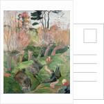 Breton Landscape by Paul Gauguin