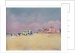 Cayeux-sur-Mer by Jules Ernest Renoux