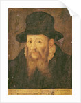 Jacques Cujas aged 65 by Augustin II Quesnel