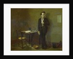 Henri Rochefort in Mazas Prison by Armand-Desire Gautier