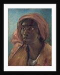 A Young Negro Woman by Theodore Gericault