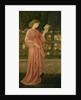 Princess Sabra by Sir Edward Coley Burne-Jones