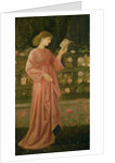 Princess Sabra by Sir Edward Coley Burne-Jones