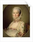 Portrait of the Marquise de Pompadour by Francois-Hubert Drouais