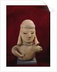 Haniwa figure by Japanese School