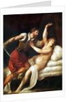 The Rape of Lucretia by Titian