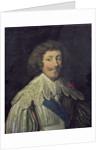 Henri II Duke of Montmorency by French School