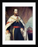 Maximilian of Hapsburg-Lorraine Emperor of Mexico by Albert Graefle