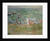 The Port of Gorey on Jersey by Berthe Morisot