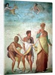The Sacrifice of Iphigenia by Timante