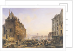 Attack on the Hotel de Ville by Joseph Beaume