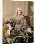 Marc Pierre de Voyer Count of Argenson by Hyacinthe Francois Rigaud