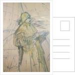 Portrait of Maurice Joyant by Henri de Toulouse-Lautrec