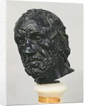 Man with a Broken Nose by Auguste Rodin