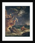The Tempest by Claude Joseph Vernet