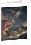 The Tempest by Claude Joseph Vernet