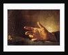 Study of a Hand by Theodore Gericault