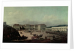 Schloss Schonbrunn by Bernardo Bellotto