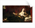 Death of Cleopatra VII by Sir Anthony van Dyck