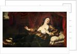Death of Cleopatra VII by Sir Anthony van Dyck
