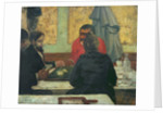Card Players by Charles Cottet