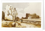 Notre Dame from the Quai St. Bernard by Thomas Shotter Boys