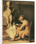 The Young Artist by Jan the Elder Lievens