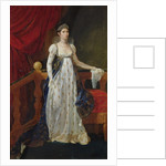 Elisa Bonaparte Princess Bacciochi by Guillaume Lethiere