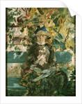 Portrait of Adele Tapie de Celeyran by Henri de Toulouse-Lautrec