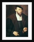 Portrait of a Man by German School