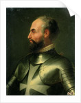 Jean de la Valette Grand Master of the Knights of the Order of Malta by Francois Xavier Dupre