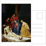 The Descent from the Cross by Nicolas Tournier