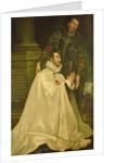 Julian Romero de las Azanas with St. Julian by El Greco