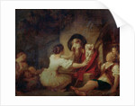 Education is All by Jean-Honore Fragonard