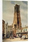 Tour Saint-Jacques by Francois Etienne Villeret