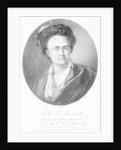 Medallion portrait of Andre Charles Joseph Panckoucke by Nicolas Henri Jacob