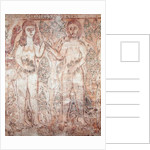Adam and Eve by Coptic