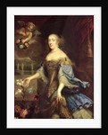 Anne-Marie-Louise d'Orleans Duchess of Montpensier by Pierre Mignard