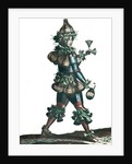 The Innkeeper, allegorical costume design by Bonnart