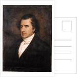 Portrait of Dominique Francois Jean Arago 1842 by Ary Scheffer
