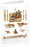 French artillery between 1500-50 by Johannes Moltzheim