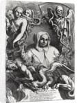 Portrait of Catherine Monvoisin (La Voisin) by French School