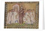 The Incredulity of St. Thomas by Byzantine School