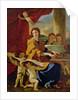 St. Cecilia by Nicolas Poussin