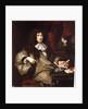 Jean-Baptiste Colbert Marquis de Seignelay by Marc Nattier