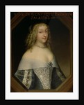 Anne de Gonzaga Princess Palatine by French School
