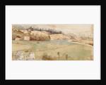 Landscape by Albrecht Dürer or Duerer
