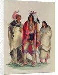 North American Indians by George Catlin