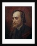 Erik Satie by Marcellin Gilbert Desboutin