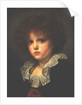 Boy in a Red Waistcoat by Jean Baptiste Greuze